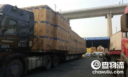 【美森物流】杭州至重庆专线